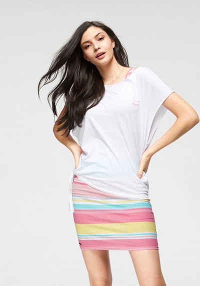 f0b7349e08b775 KangaROOS Shirtkleid (Set, 2-tlg., mit T-Shirt) mit