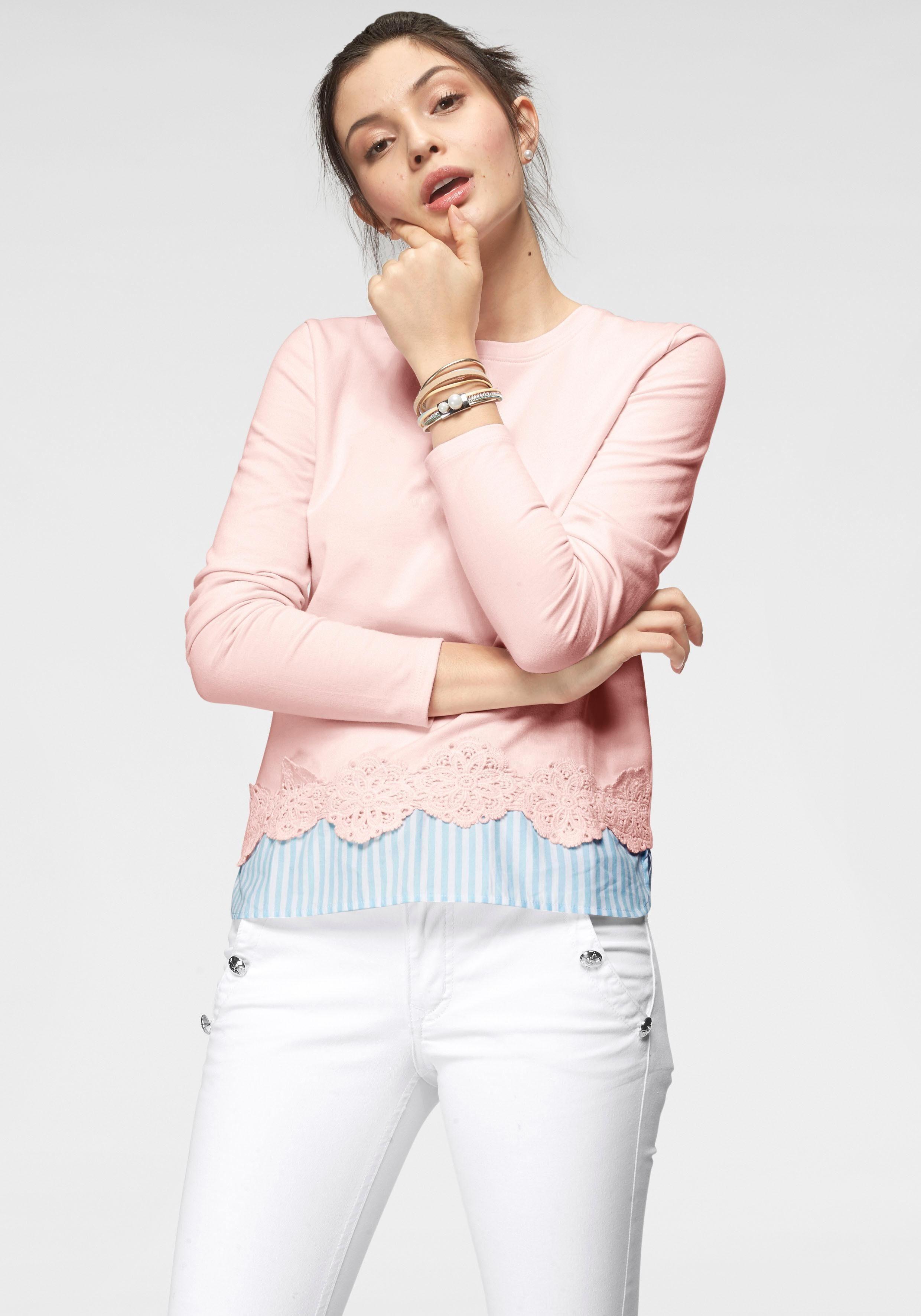 Online Team look Spitze Tailor Lagen Mit Polo Sweatshirt Tom Modischen Kaufen Im thQdsCr