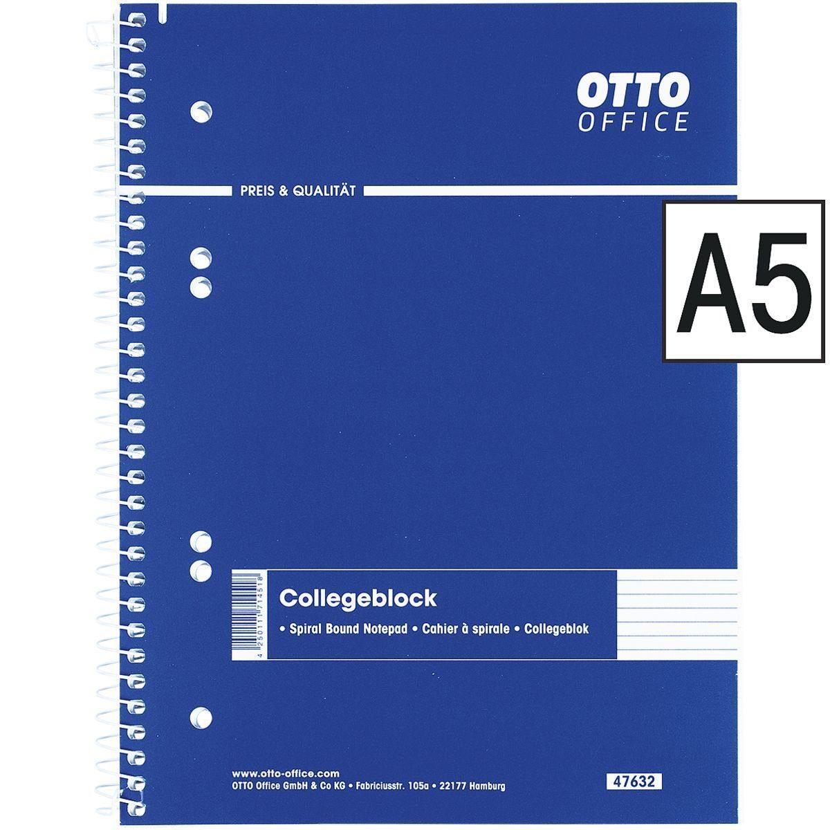 OTTO Office Standard Collegeblock