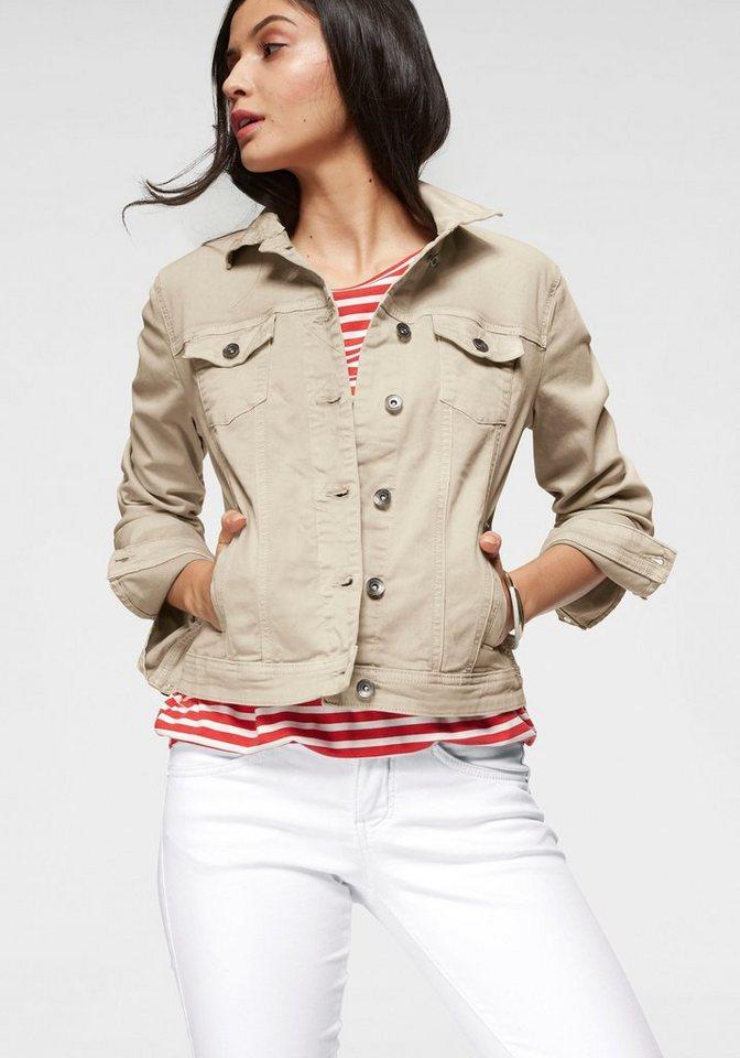 new style 0d723 f1ab5 TOM TAILOR Jeansjacke mit Brusttaschen kaufen   OTTO