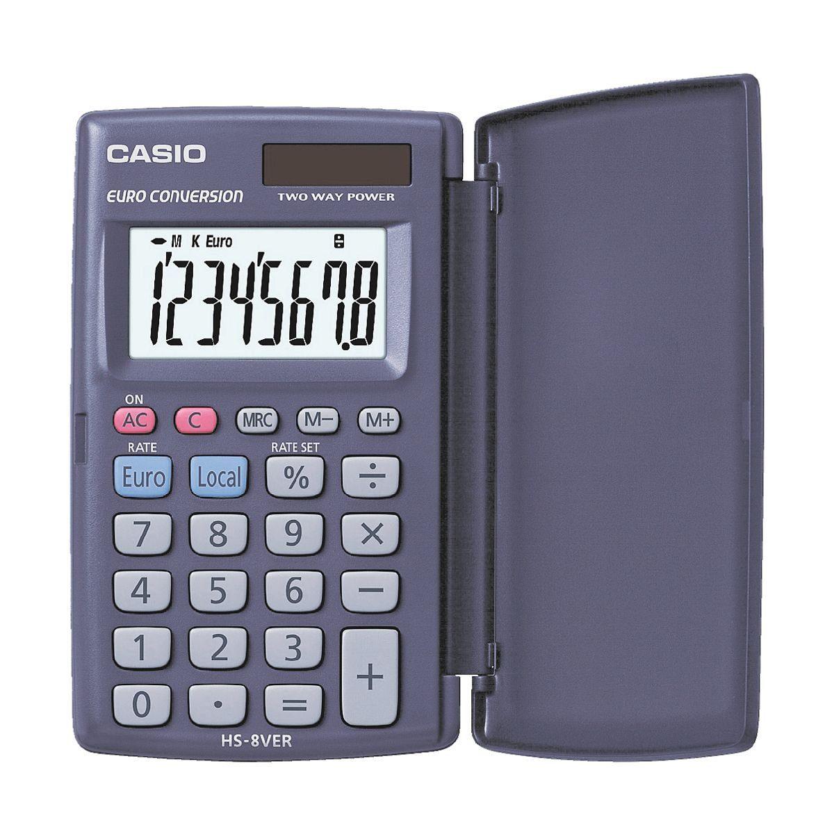 CASIO Taschenrechner »HS-8VER«