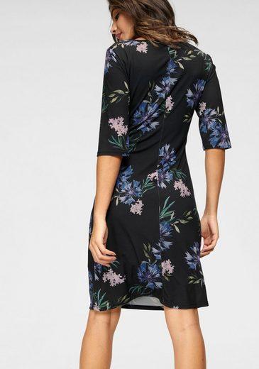Mit Jerseykleid Fransa Blumen Mit Jerseykleid muster muster Fransa Blumen muster Jerseykleid Mit Blumen Fransa dfwU5dq