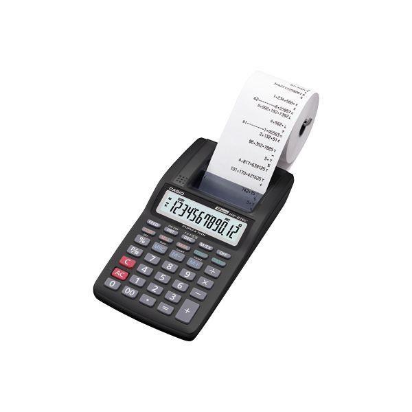 CASIO Druckender Tischrechner »HR-8TEC«