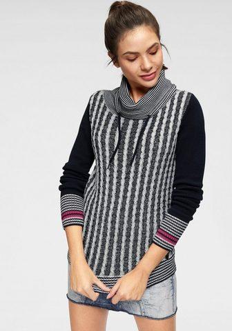 KANGAROOS Megztinis stačia apykakle