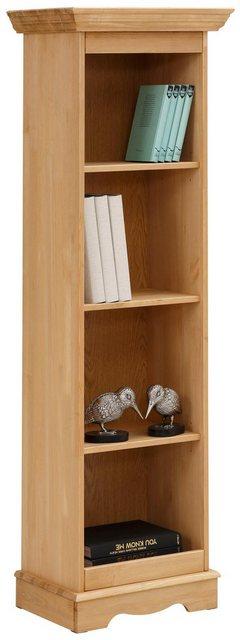 Küchenregale - Home affaire Regal »Eva«, aus massiver Kiefer, Breite 140 cm  - Onlineshop OTTO