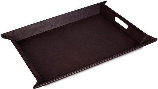 freeform Tablett »Vitage Line«, Kunstleder, (1-tlg)