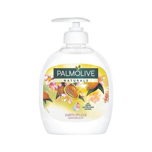 PALMOLIVE Flüssigseife »Naturals - Creme«