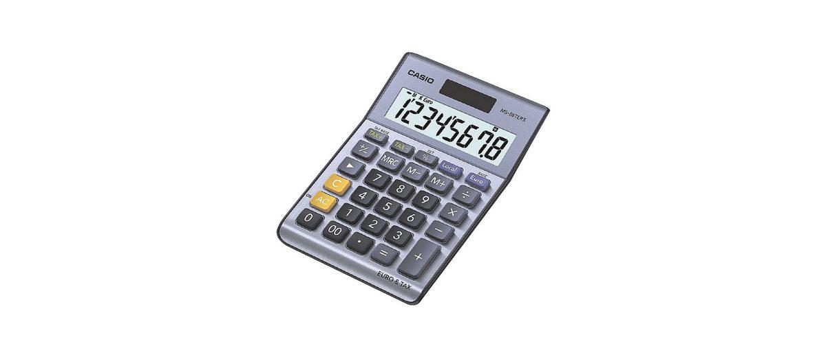 CASIO Tischrechner »MS-88TERII«