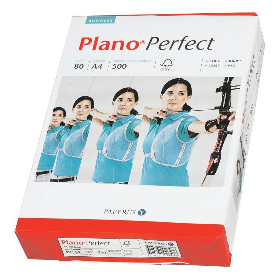Plano Multifunktionales Druckerpapier »Perfect«