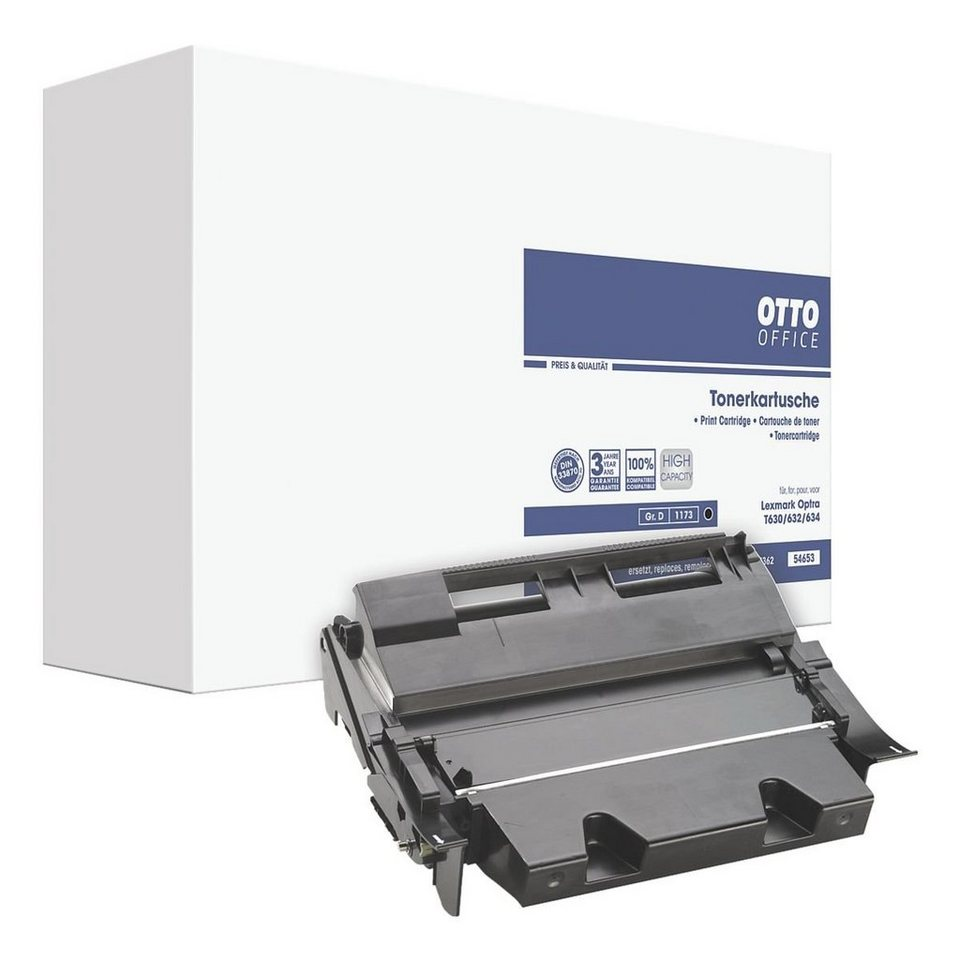 OTTO Office Standard Toner ersetzt Lexmark »12A7362«