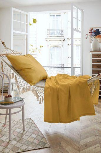 Bettwäsche »Summer-Set«, Primera, die perfekte Lösung für heiße Nächte (Kissenbezug und Decke)