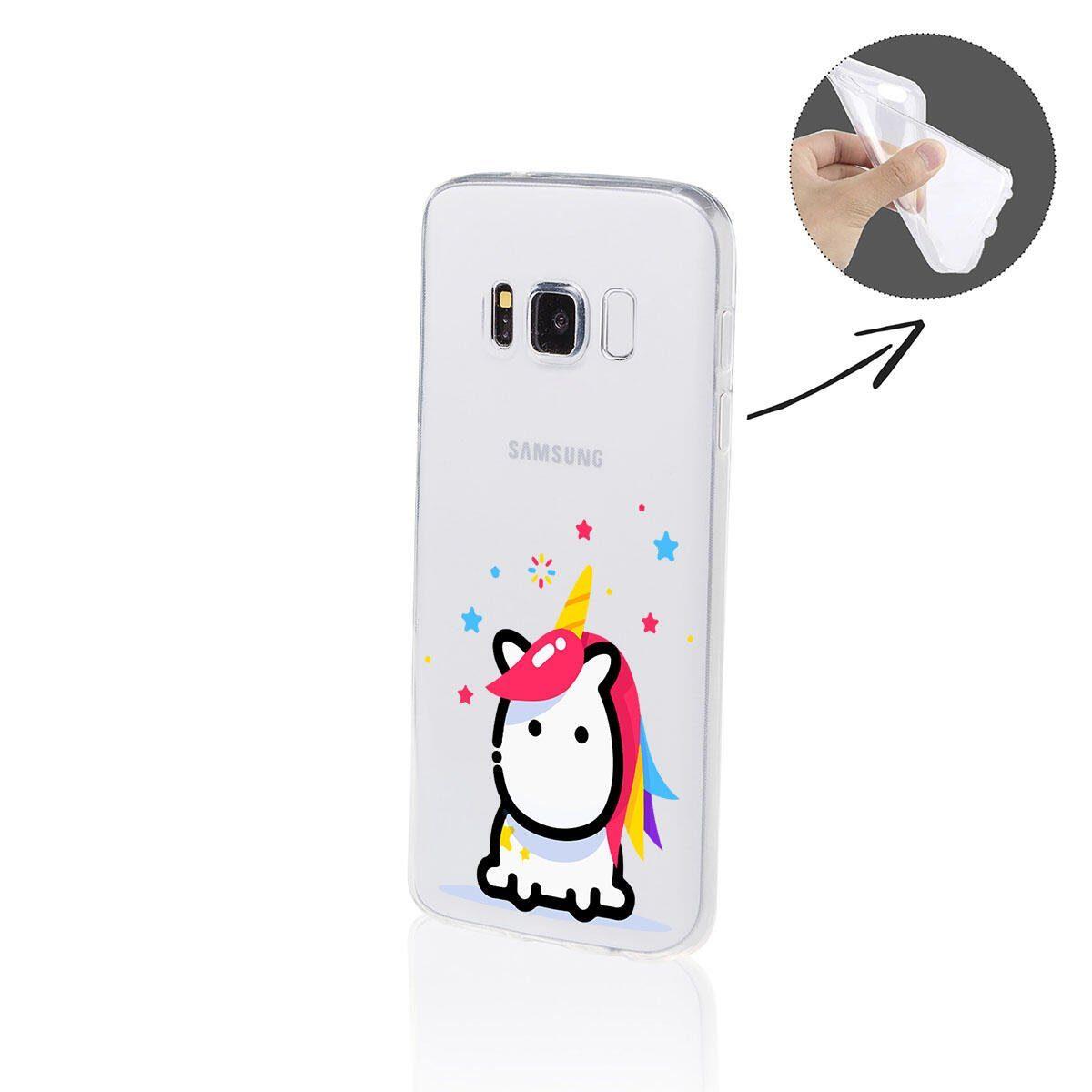 Finoo Smartphone-Hülle Samsung Galaxy S8 Plus
