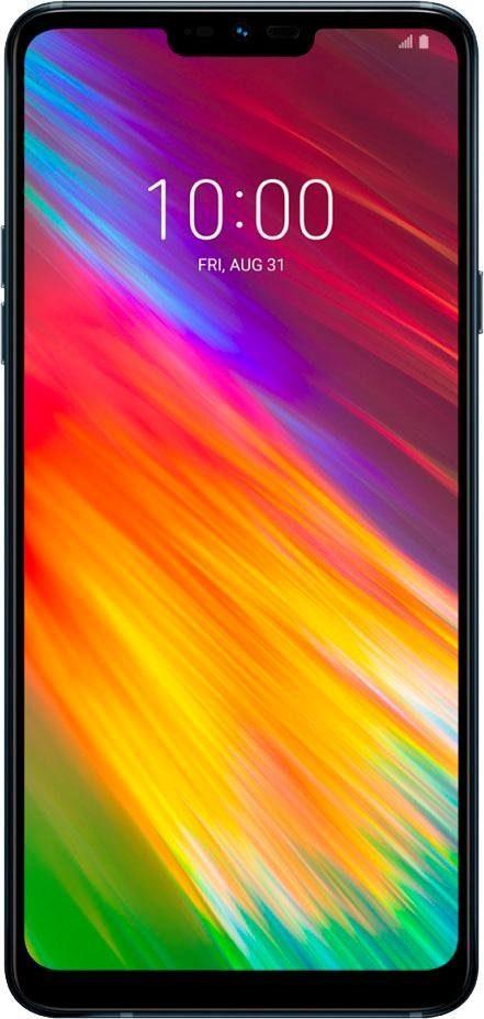 LG G7 fit Smartphone (15,47 cm/6,1 Zoll, 32 GB Speicherplatz, 16 MP Kamera)