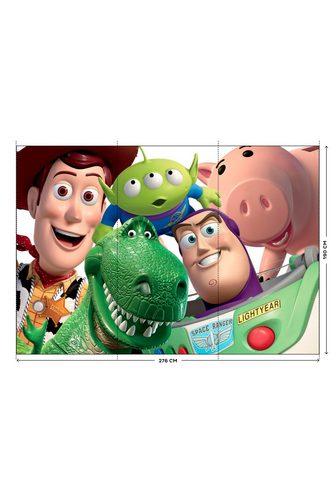 ART FOR THE HOME Fototapetas »Toy Story Mural« 190 cm i...