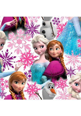ART FOR THE HOME Popieriniai tapetai »Frozen Anna & Els...