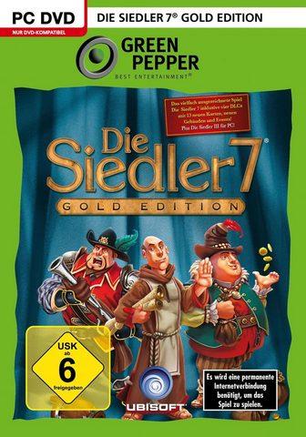 UBISOFT Die Siedler 7 - Gold Edition PC