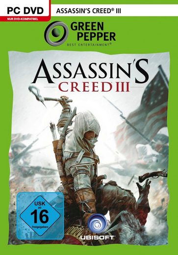 Assassin's Creed III PC, Software Pyramide