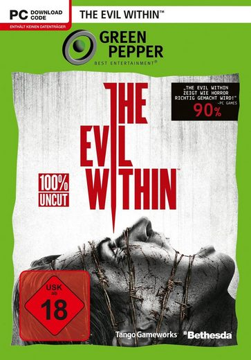 The Evil Within PC, Software Pyramide
