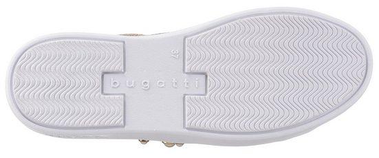 Plateausneaker Bugatti Bugatti Zierperlen Mit Plateausneaker Schönen wqgYxn7SnB