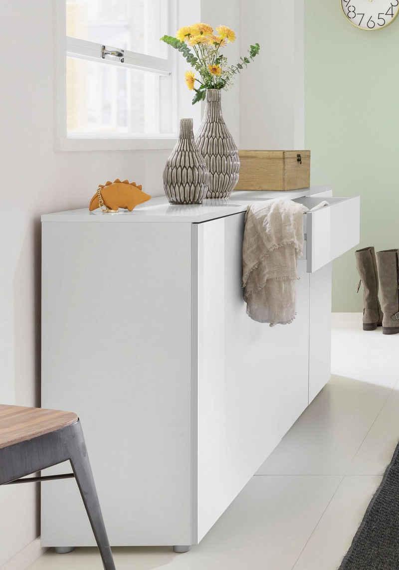 Paroli Sideboard »Susa«, Breite 165 cm, 4 Türen