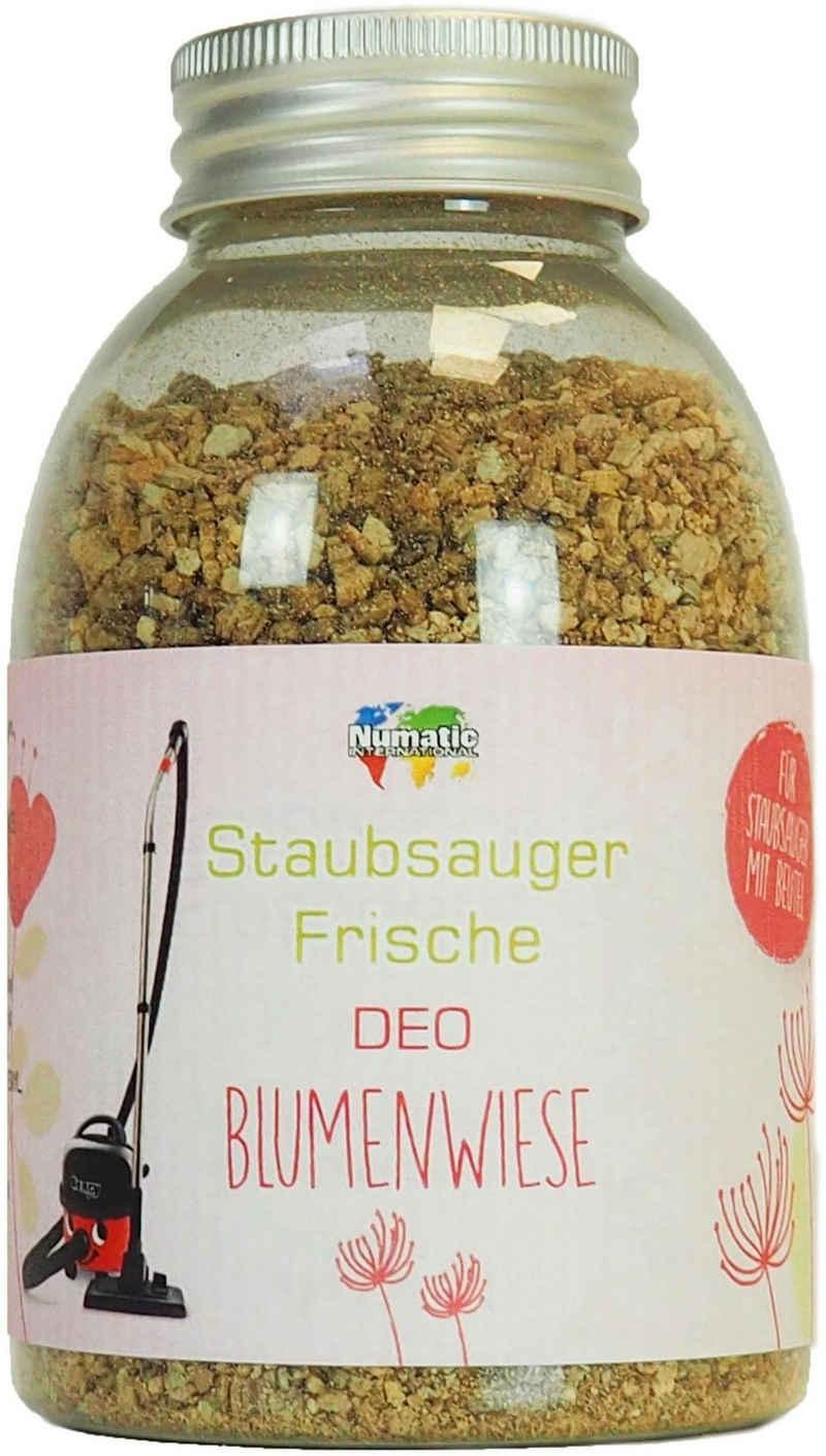 Numatic »Blumenwiese« Staubsaugergranulat (Frische DEO für Staubsauger, 250 ml)