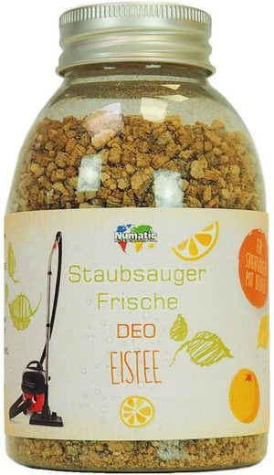 Numatic »Eistee« Staubsaugergranulat (Frische DEO für Staubsauger, 250 ml)