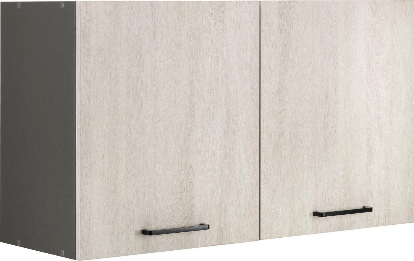 Wiho Küchen Hängeschrank »Esbo«, Breite 100 cm | Küche und Esszimmer > Küchenschränke > Küchen-Hängeschränke | Holzwerkstoff | wiho Küchen