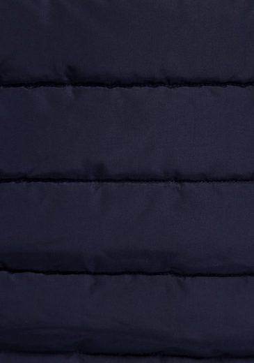 Collection 2 Steppmantel Abnehmbarem Mit Gürtel Esprit Taillengurt tlg F7qOndnw