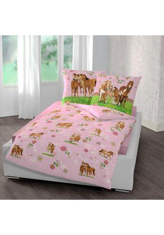 Детское постельное белье »Pferde...
