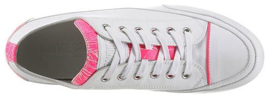 Mit »rock Sneaker Profilo« Cooper Modischem Konrastbesatz Candice g1Ipqx5ww