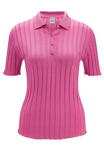 HEINE STYLE megztinis su Polo marškinėliai a...
