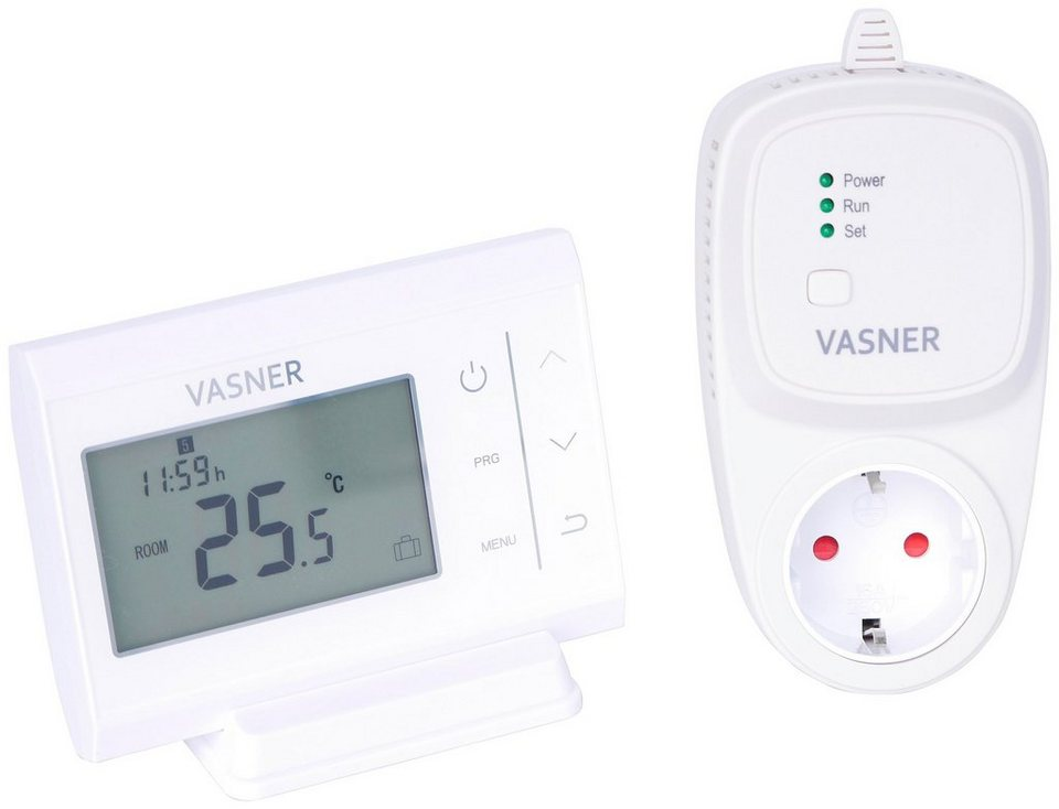 thermostat vft35 f r infrarotheizung sender. Black Bedroom Furniture Sets. Home Design Ideas