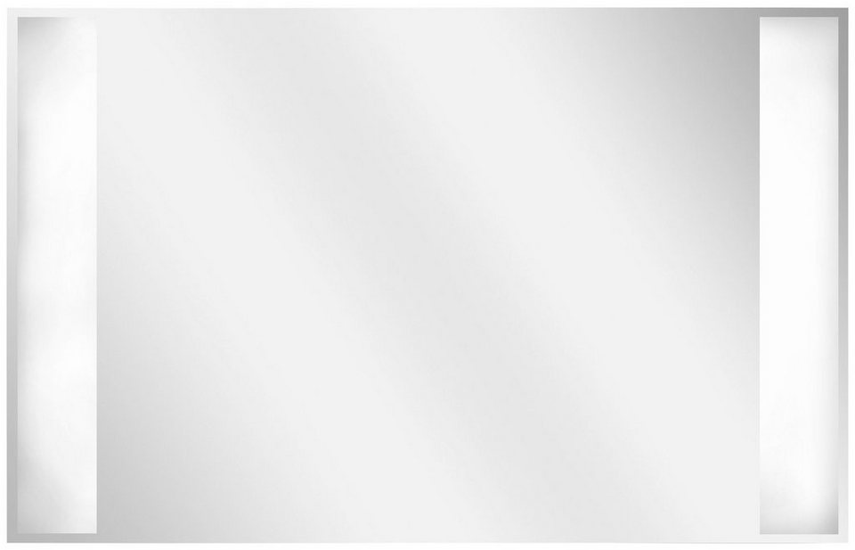 infrarotheizung zipris sr led 700 700 w rahmenlose spiegelheizung mit licht online kaufen otto. Black Bedroom Furniture Sets. Home Design Ideas