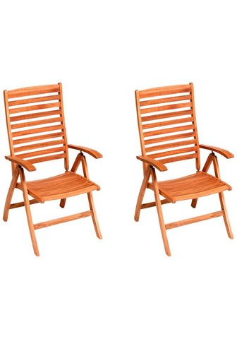 MERXX Poilsio kėdė »La Plata « 2vnt. rinkiny...