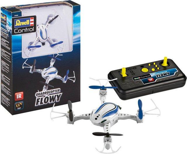 RC Drohne Control Flowy mit LED-Beleucht auf rc-flugzeug-kaufen.de ansehen