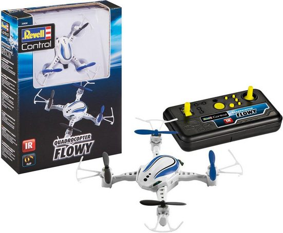 Revell® RC-Quadrocopter »Revell® control, Flowy«, mit LED-Beleuchtung
