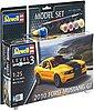 Revell® Modellbausatz »Model Set 2010 Ford Mustang GT«, Maßstab 1:25, (Set), Bild 5