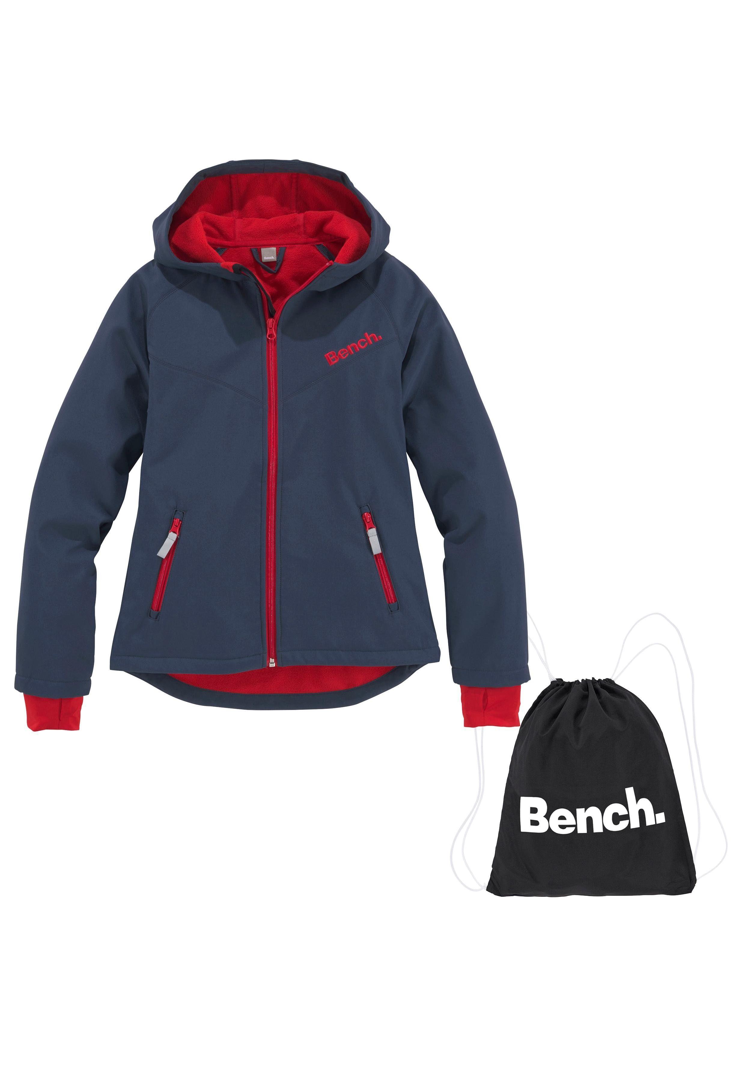bench softshell jacke
