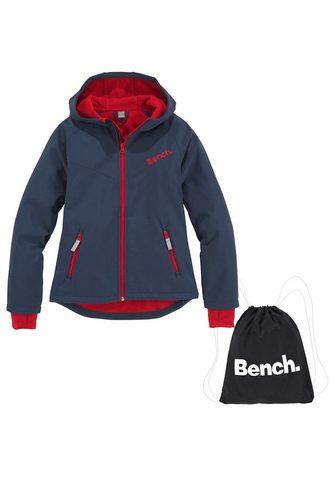 BENCH. Куртка с теплой подкладкой (Set)
