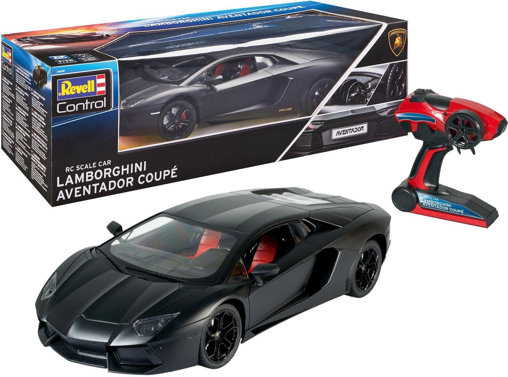 Revell RC Auto, »Revell® control, Lamborghini Aventador Coupé, 2,4 GHz, 1:10«