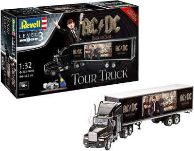 Revell® Modellbausatz »Model Set AC/DC Tour Truck«, Maßstab 1:32, (Set)