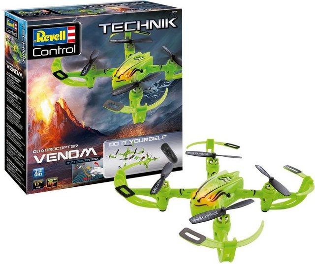 RC Drohne Revell® control Technik Venom auf rc-flugzeug-kaufen.de ansehen
