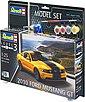 Revell® Modellbausatz »Model Set 2010 Ford Mustang GT«, Maßstab 1:25, (Set), Bild 6
