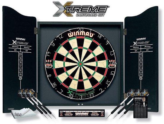 Winmau Dartscheibe »XTREME«, inklusive Cabinet