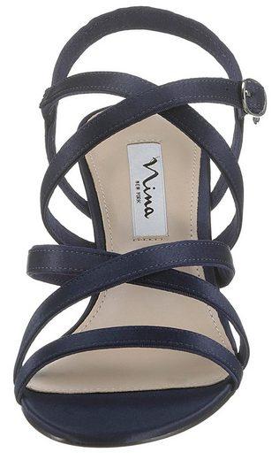 Nina Schlichten Nina Schlichten Design Nina Nina Sandalette Design Sandalette Im Im Design Sandalette Schlichten Im B041q5F