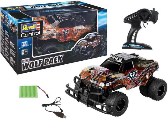 Revell® RC-Auto »Revell® control, Truck Wolf Pack«