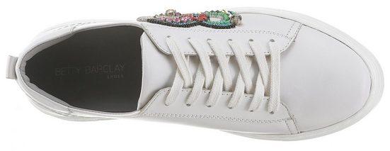 Betty Schmuckapplikation Hübscher Shoes Barclay Mit Plateausneaker ga8wrgWSf