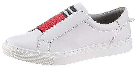 Betty Barclay Shoes Slip-On Sneaker mit dezenter Streifen-Applikation