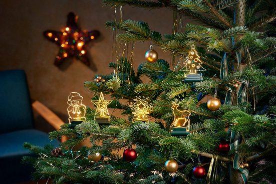 BONETTI LED Dekofigur »Acryl-Weihnachtsmotive«