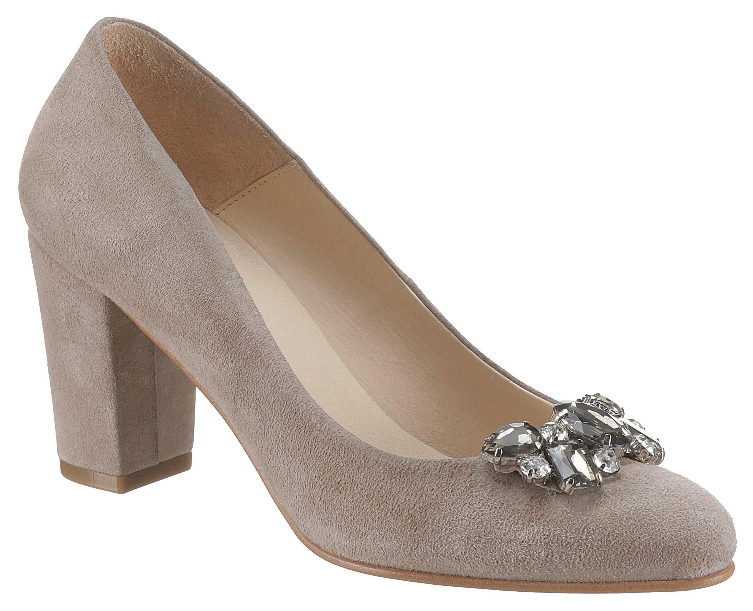 Betty Barclay Shoes Pumps mit eleganter Schmuckapplikation